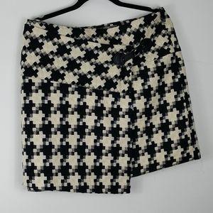 Tristan lined skirt